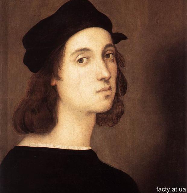 Рафаэль Санти биография из жизни, картины эпохи возрождения