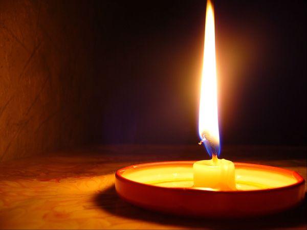 История создания свечей, как и когда были изобретены свечи, как горит свеча